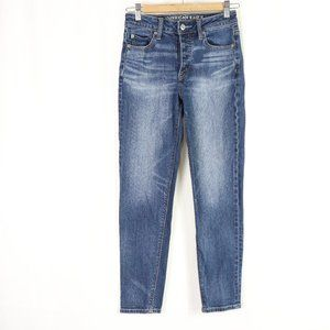 American Eagle Stretch Jeans High Rise sz 0